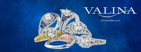 Pave Set Diamond Engagement Ring Shane Co
